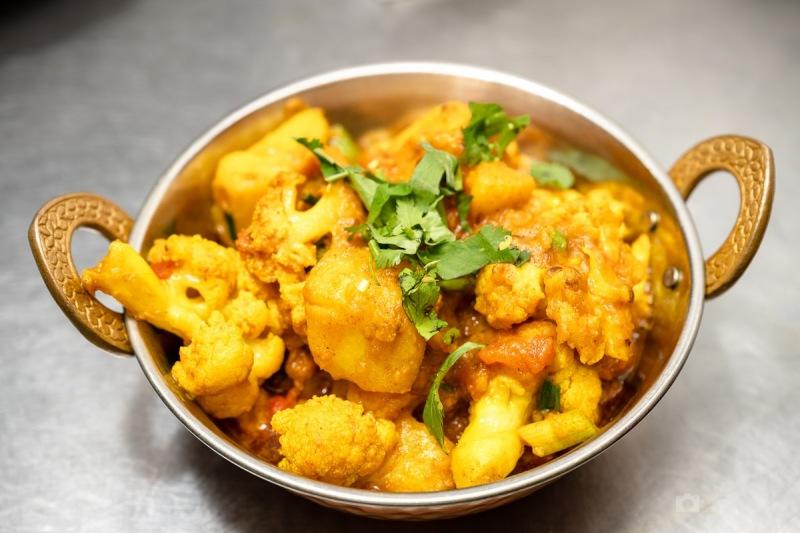 Potato Cauliflower